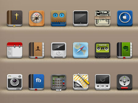 Скачать Icons for Iphone