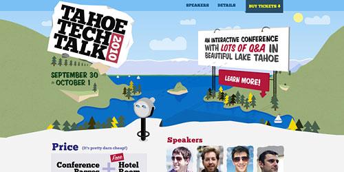 Перейти на Tahoe Tech Talk Conf
