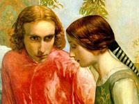 Воздушные краски и романтический колорит на картинах Джона Миллеса