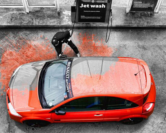 Перейти на Car Wash