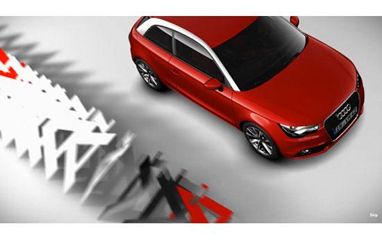 Перейти на Audi A1