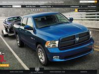 Основные тренды в дизайне сайтов известных автомобильных компаний