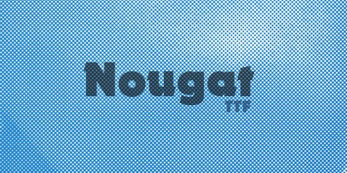 Скачать Nougat