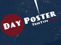 Скачать бесплатно 20 декоративных ретро шрифтов для вашего дизайна