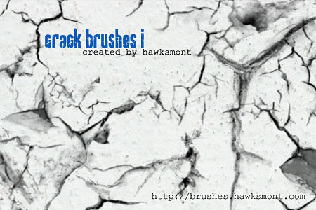 Скачать Crack Brushes I