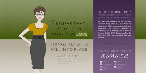Перейти на Sarah Camp