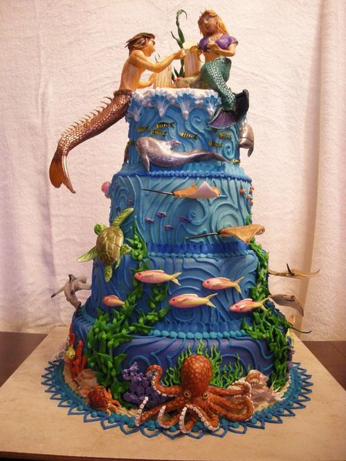 Перейти на Lost Atlantis Cake by The-EvIl-Plankton