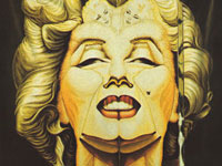 Двойственные иллюзии и скрытые образы в работах мексиканца Octavio Ocampo