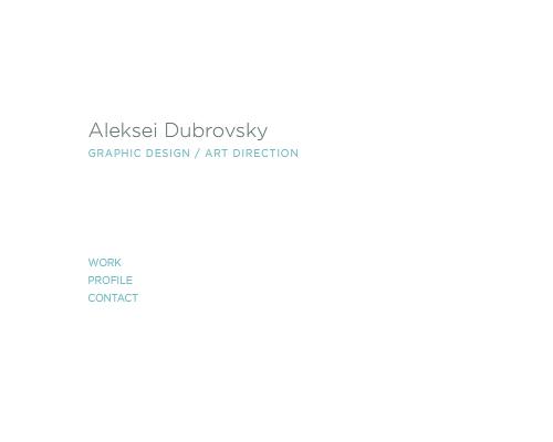 Перейти на Alex Dubrovsky