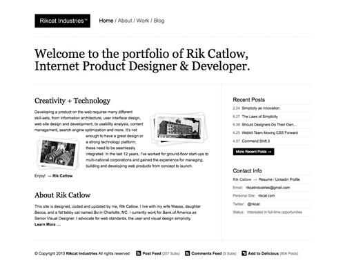 Перейти на Rikcat Industries