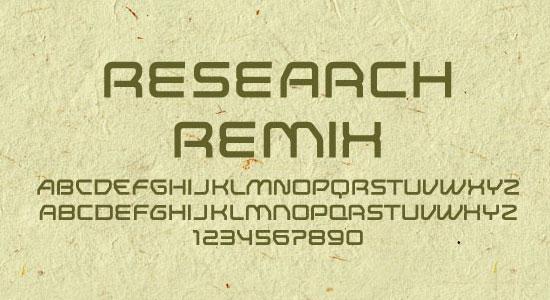 Research Remix