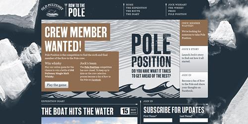 Перейти на Row To The Pole