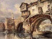 Воспоминания и переживания в романтических пейзажах художника Джозефа Тернера