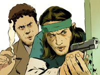 Прикольные иллюстрации в стиле комиксов от художника Zohar Lazar