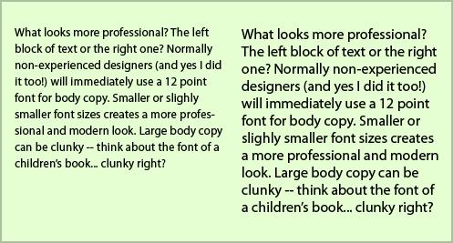 11 базовых советов по работе с текстом для улучшения типографики сайта