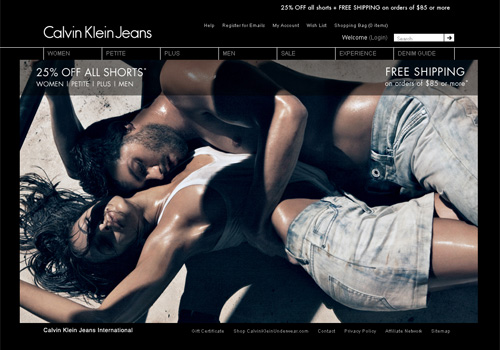 Перейти на Calvin Klein Jeans