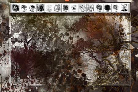 Скачать Grunge Autumn