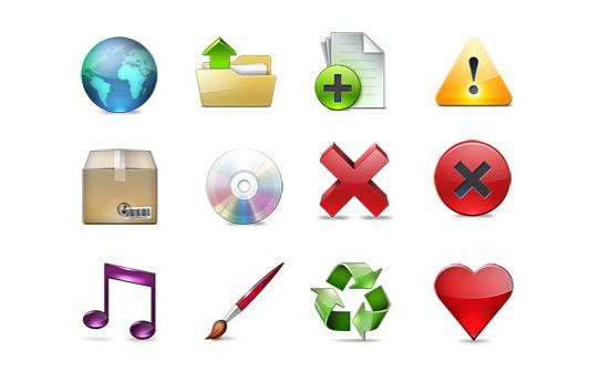 Скачать Shimmer Icons