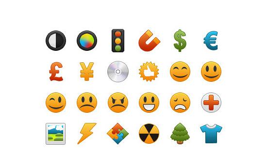 Скачать Onebit free icon set #3
