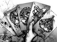 Уникальная техника и вдохновенные образы художницы Nanami Cowdroy