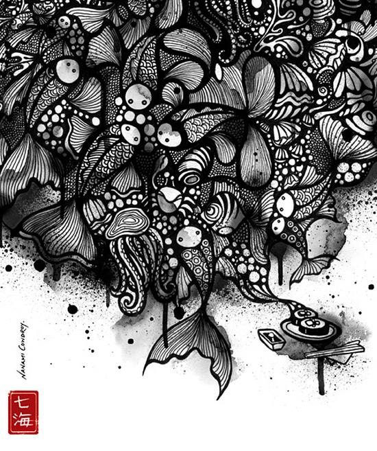 Nanami Cowdroy artworks