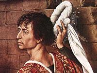 Живые человеческие эмоции на средневековых картинах Рогира ван дер Вейдена
