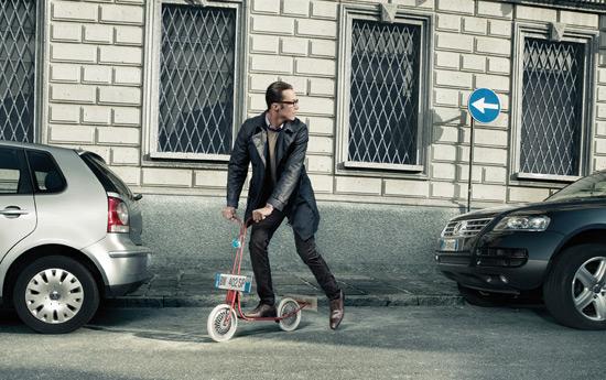 Перейти на Volkswagen: Scooter