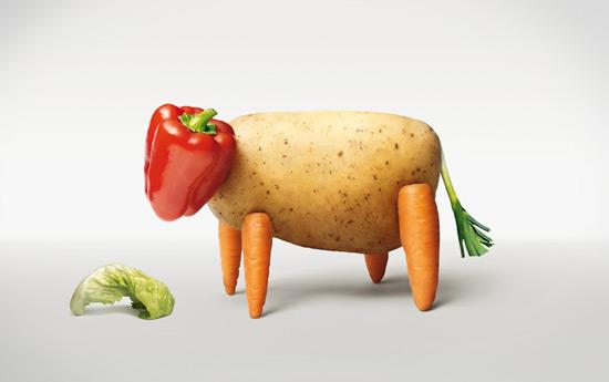 Перейти на McDonald's: Veggieburger