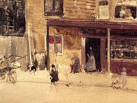 Оригинальное цветовое созвучие и легкость на картинах Джеймса Уистлера