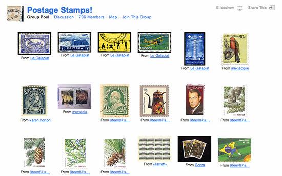 Перейти на The Postage Stamps! Pool