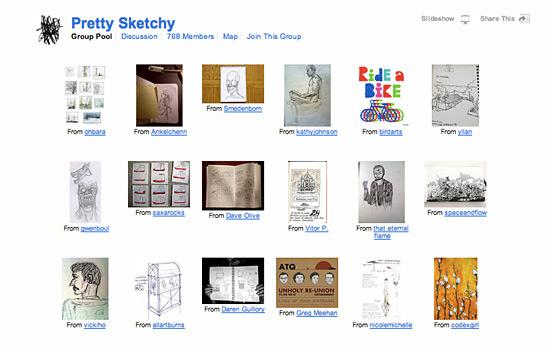 Перейти на The Pretty Sketchy Pool