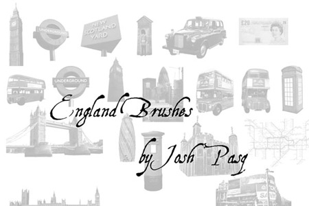 Скачать England Brushes