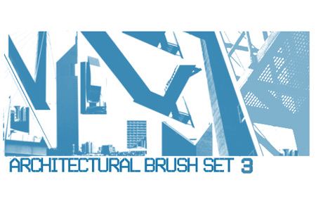 Скачать Architectural Brush Set 3