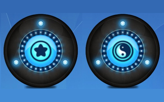Скачать Galaxian Icons By Evermor Design