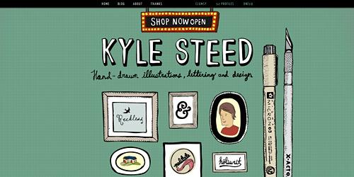 Перейти на Kyle Steed