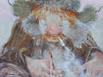 Рощина-Егорова Оксана. Рыбачок