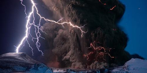Перейти на Eyjafjallajokull Volcano, Iceland
