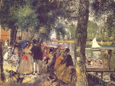 Огюст Ренуар (Pierre Auguste Renoir)