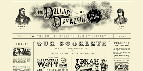 Перейти на Dollar Dreadful