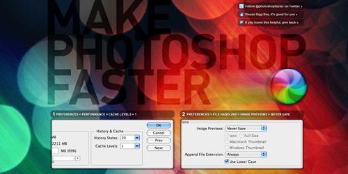 Перейти на Make Photoshop Faster