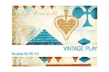 Скачать Vintage Play PS 7 0