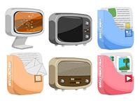 Скачать бесплатно 400+ иконок разнообразной тематики за март