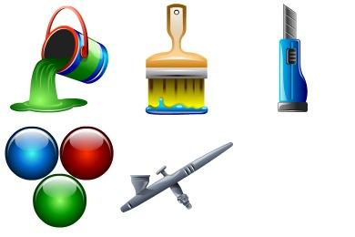 Скачать Brilliant Graphics Icons By Iconshock