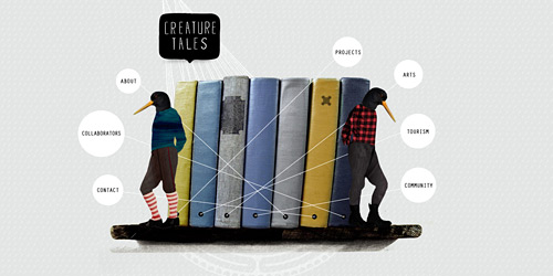 Перейти на Creature Tales