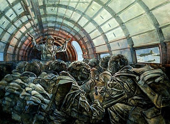 Ron Mazellan artworks