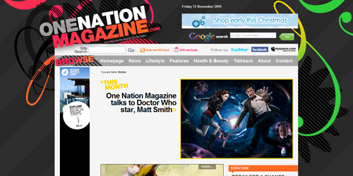 Перейти на One Nation Magazine