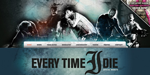 Перейти на Every Time I Die