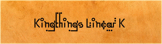 Kingthings Linear K
