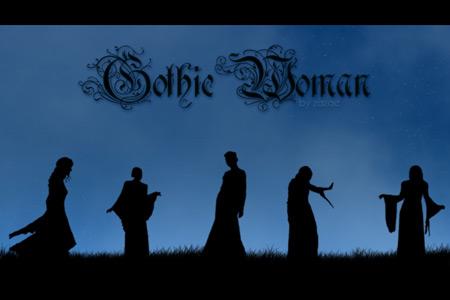 Скачать Gothic Woman