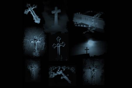 Скачать Gothic Crosses
